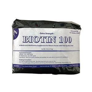 NANRIC Extra Strength Biotin 100 (Gallon Bag Only)