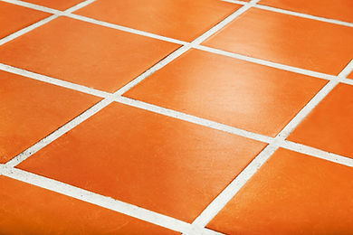 Ceramic Tiles with grout sealer