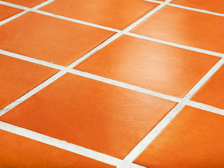 The secret to clean-looking tile floors, walls and counters? Clean grout.