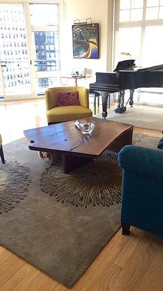 Asymmetrical Coffee Table