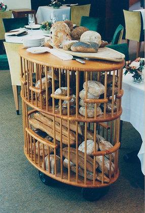 Bouley Bread Cart