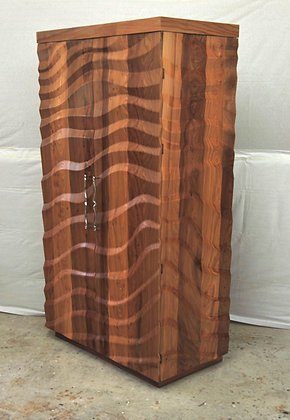 Liquid Wood Armoire