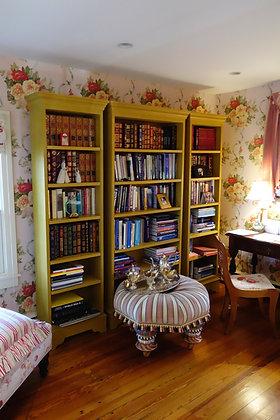 Janina's Bookcases