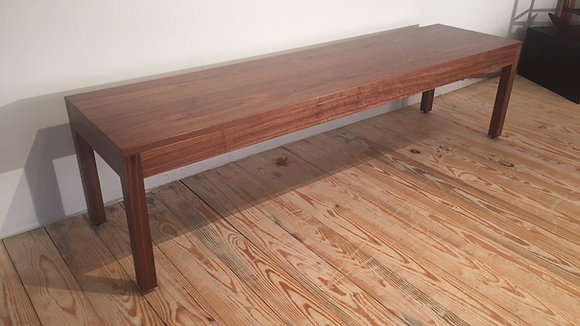 Minimalist Bench