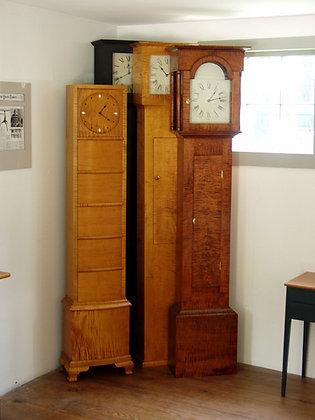 Tall Shaker Clocks