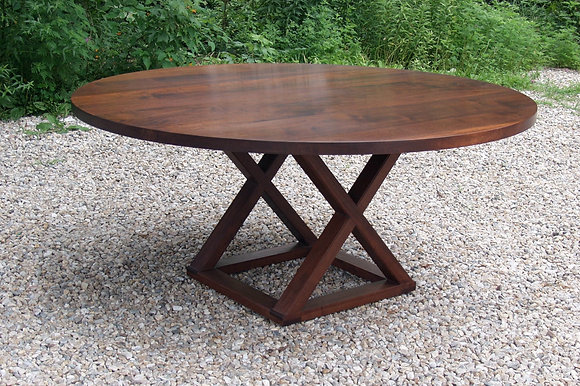 Round 'x' Table