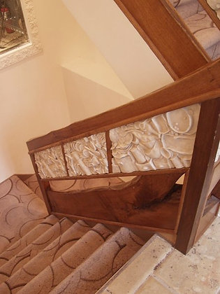 Bouley Baker Stairs
