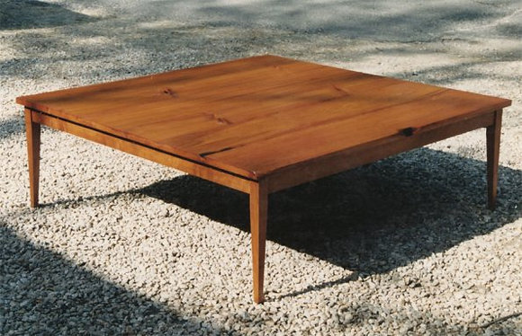 Square Shaker Coffee Table