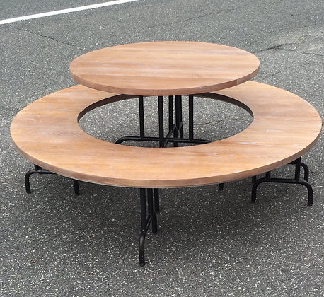 Dolphins Cafeteria Table