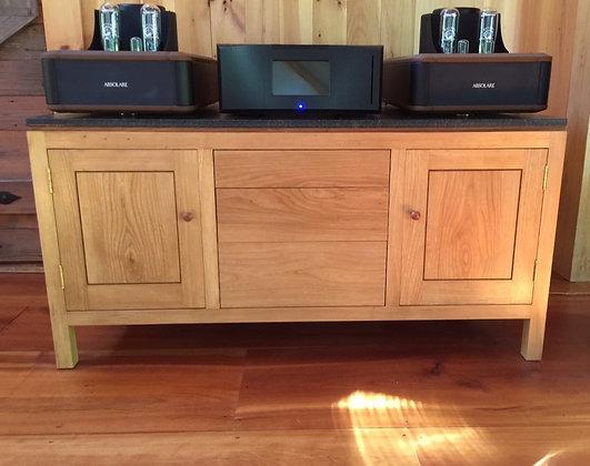 Modern AV Cabinet
