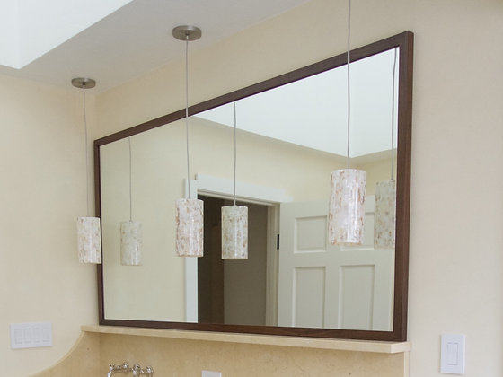 Simple Bathroom Mirror