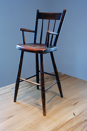 Dished Seat Bar Stool