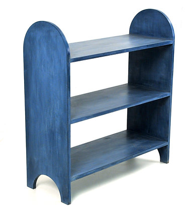 Low Shaker Bookshelf