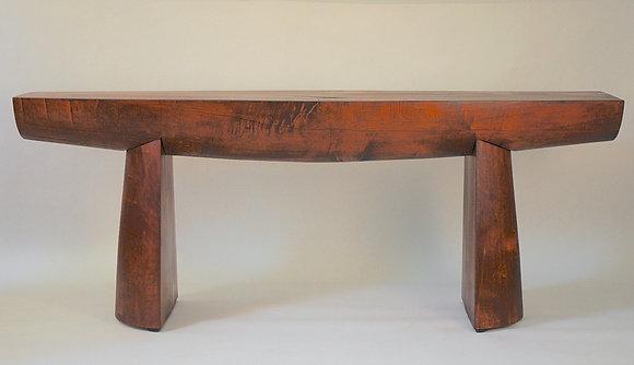 Flintstone Bench