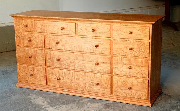 Asymmetrical Dressers