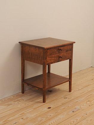 Brad's Table with Shelf