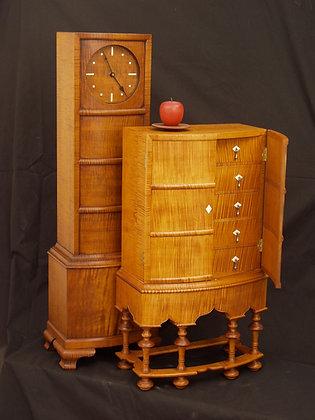 William & Mary Jewelry Box