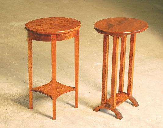 Fraternal Twin Side Tables