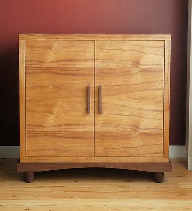 Koa Wood Cabinet