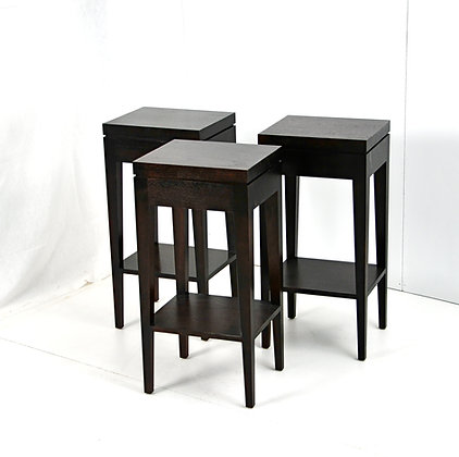 Soldier Side Tables