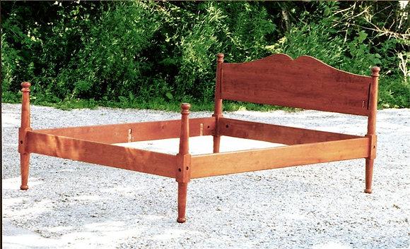 Vermillion Bed