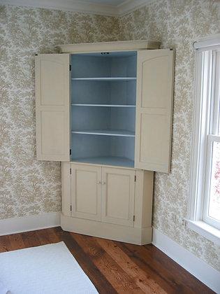 Katie's Corner Cabinet