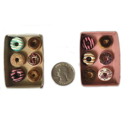 Donut Box Magnets