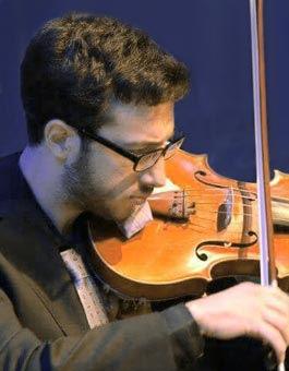 יעקב גלר, כינור | צפונות תרבות