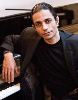 Eliad Sharony, piano | Zefunot Culture