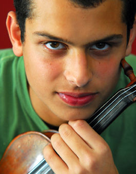 Assil Mahamid, violin | Zefunot Culture