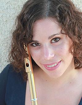 Tamar Romach, flute | Zefunot Culture