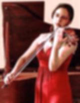 Noa Sarid, violin | Zefunot Culture