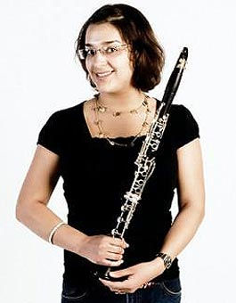 Mor Levin, clarinet | Zefunot Culture