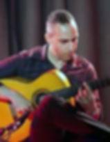 Eyal leber, guitar | Zefunot Culture