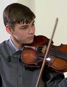 מרק קרלינסקי, כינור | צפונות תרבות