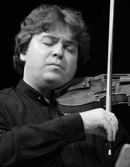 Sergey Ostrovsky, violin | Zefunot Culture