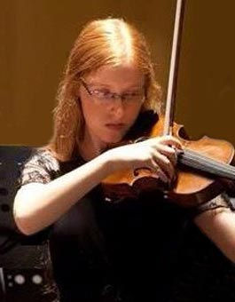 Chava Fraenkel, violin | Zefunot Culture