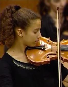 רינת ארליכמן, כינור | צפונות תרבות