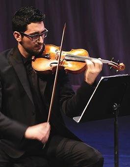 Shadden Nahra, violin | Zefunot Culture