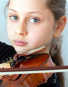 מאשה מרשון, כינור | צפונות תרבות