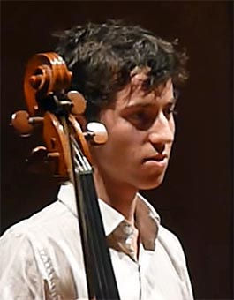Yedidya Shaliv, cello | Zefunot Culture