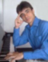 Michael Zartsekel, piano | Zefunot Culture