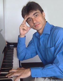 מיכאל זרצקל, פסנתר | צפונות תרבות