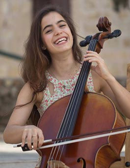 Yael Sheizaf, cello | Zefunot Culture