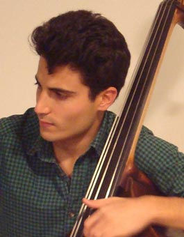 Erez Meyhas, double-Bass | Zefunot Culture