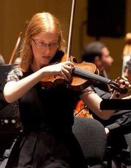 חוה פרנקל, כינור | צפונות תרבות