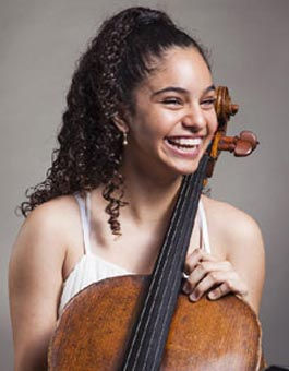 Danielle Akta, cello | Zefunot Culture