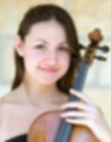 Katya Polin, violin | Zefunot Culture