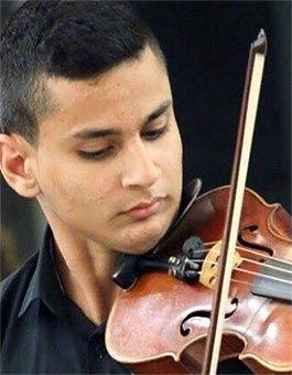 איברהים בולוס, כינור | צפונות תרבות