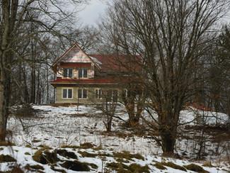 The Todkill-Wardroper home progresses.